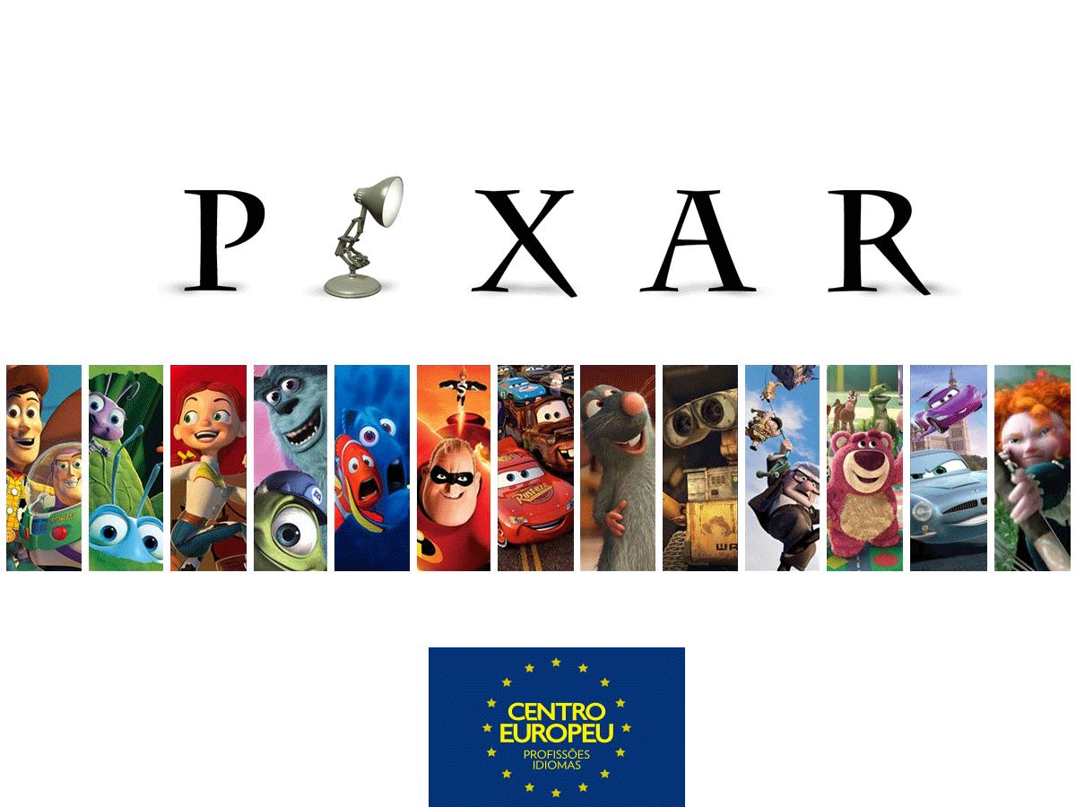 Você conhece a Teoria Pixar?