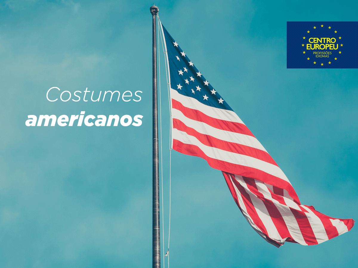 costumes americanos