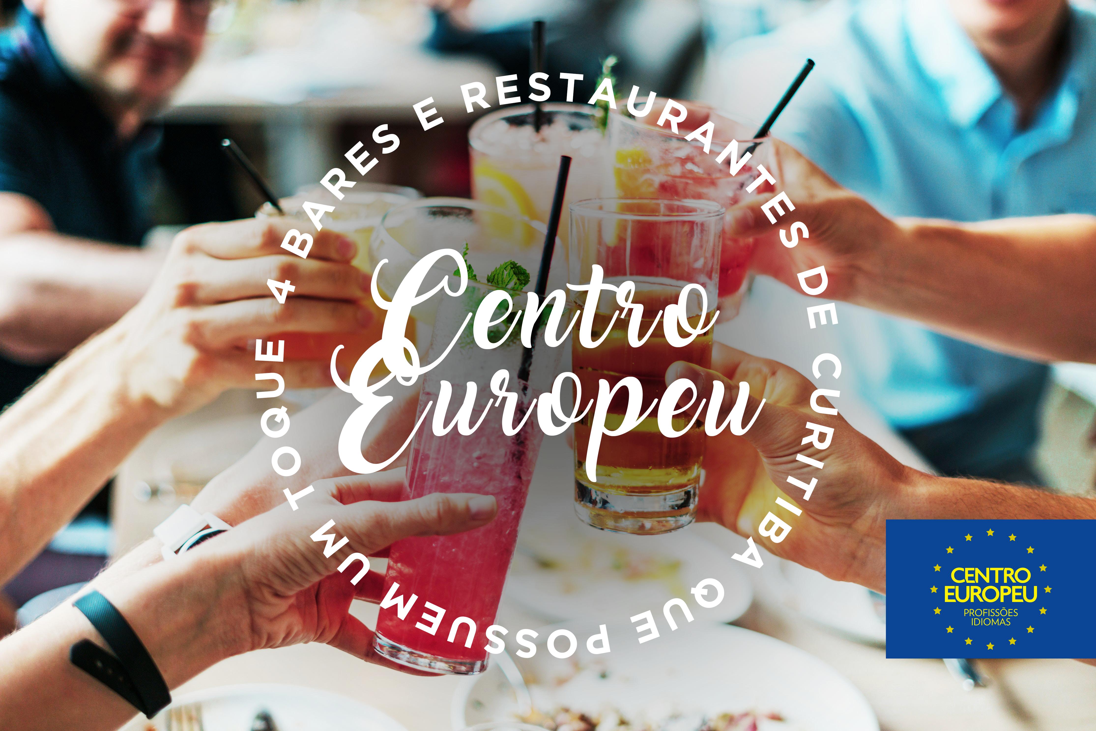 4 bares e restaurantes de Curitiba que possuem um toque de Centro Europeu