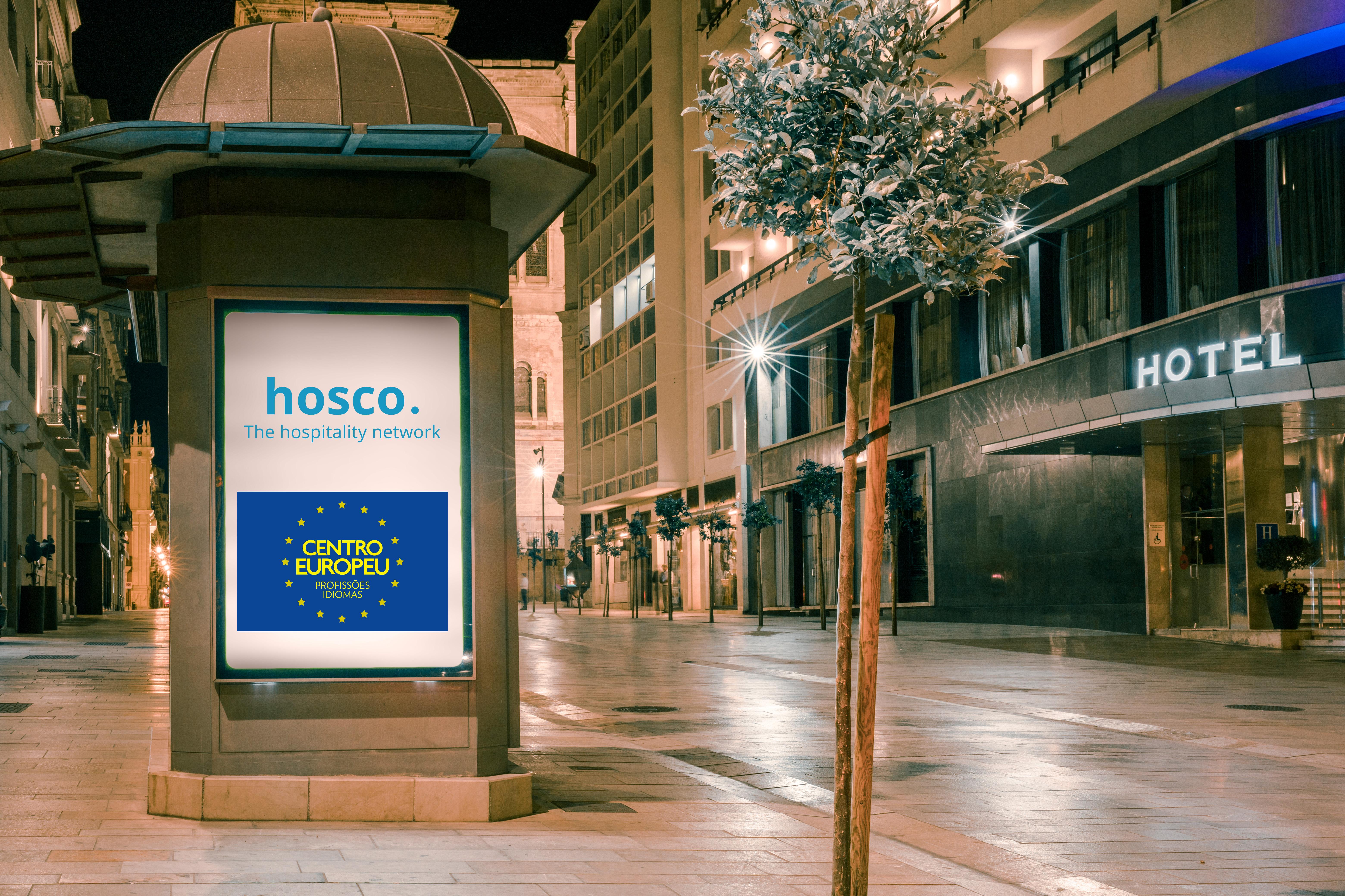3 motivos para amar a parceria Hosco x Centro Europeu