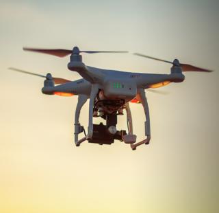 Carreira de Piloto de Drone